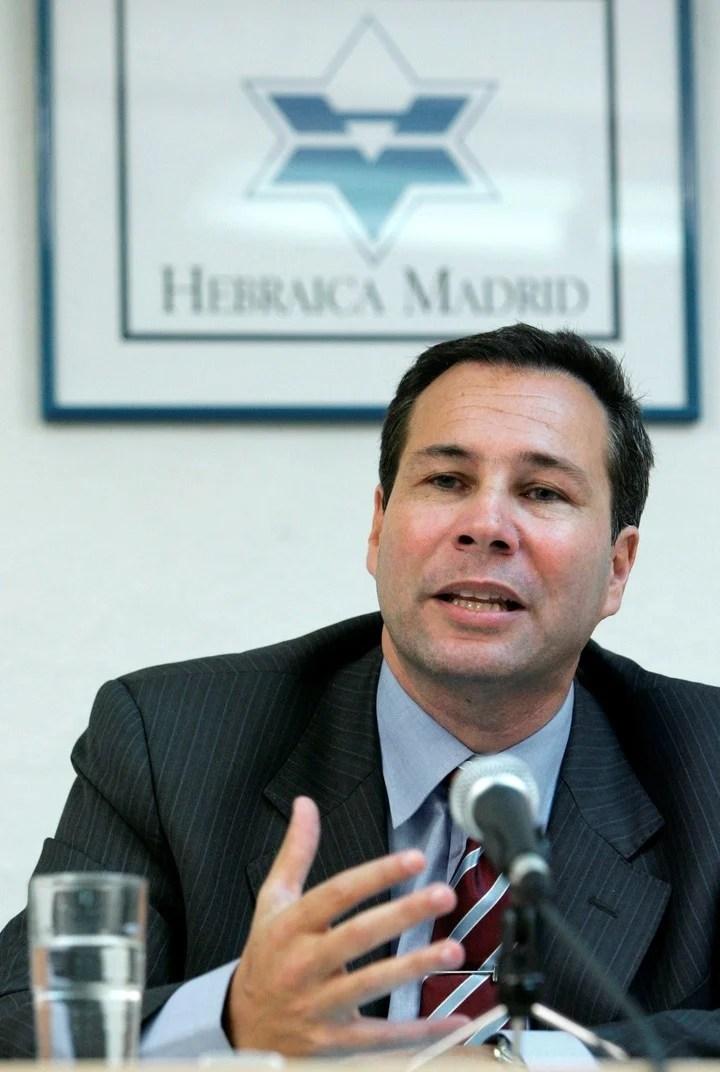 Fiscal Alberto Nisman.