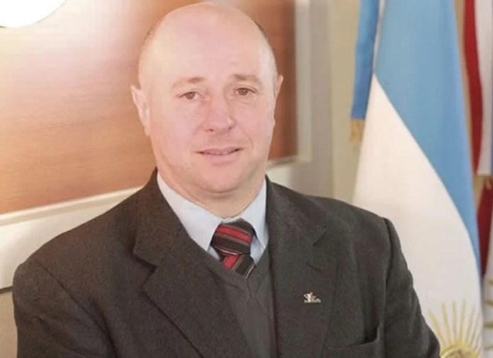 Daniel Urcía, vicepresidente de  la Federación de Industrias Frigoríficas Regionales Argentinas (FIFRA).