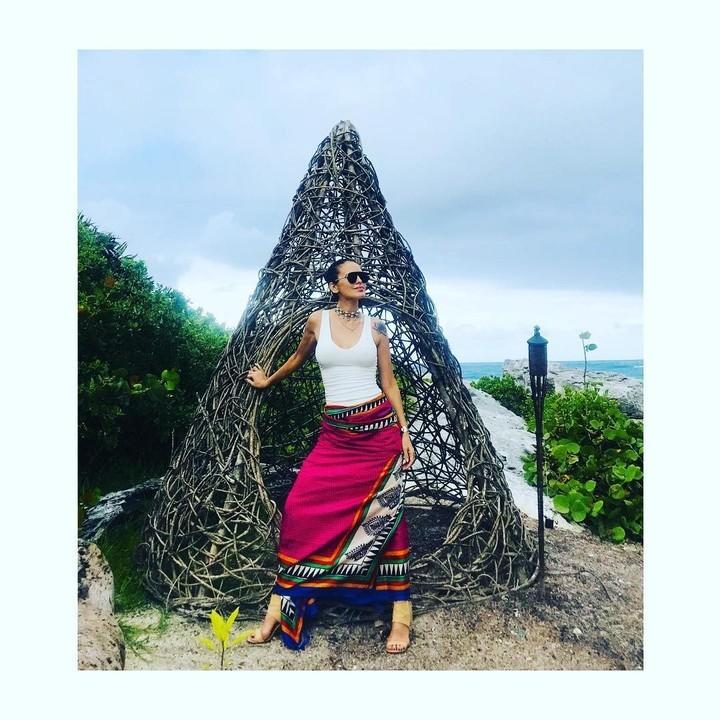 Silvina volvió a Buenos Aires tras un viaje por Estados Unidos y México. (Instagram)
