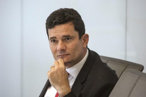 El juez federal Sergio Moro. Blomberg