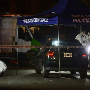 """""""Pity"""" Álvarez: los llamados de los vecinos al 911 avisando sobre """"un muerto en la calle"""""""