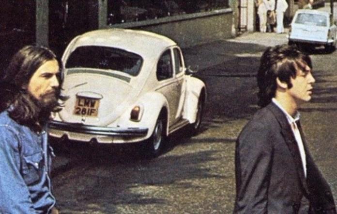 Los misterios de la tapa de Abbey Road. La clave está en las letras y los números. Pero puede fallar.