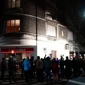 Allanaron el edificio de Cristina Kirchner: buscan dinero en dos departamentos