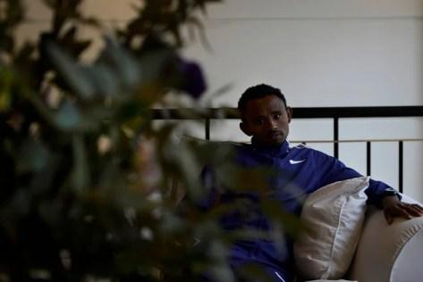 Mosinet Geremew vive en Addis Abeba y es el maratonista más veloz del año. Foto: Emmanuel Fernández