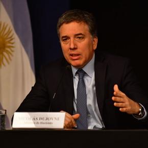 """Nicolás Dujovne, antes de negociar con el FMI: """"Hemos decidido llegar al equilibrio fiscal en 2019"""""""