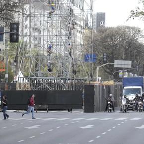 Por los Juegos Olímpicos de la Juventud, también habrá cortes de calles en Puerto Madero