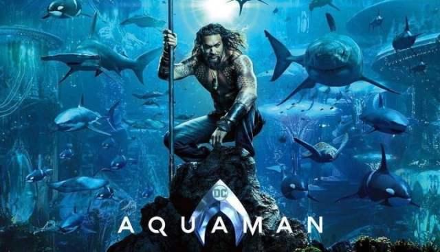 """""""Aquaman"""", un personaje que debutó en el formato de comic en 1941."""