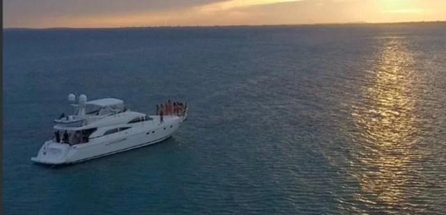 El crucero sale desde Trinidad y Tobago y ofrece tres días de descontrol.