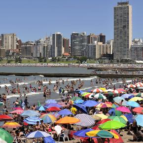 Navidad en Mar del Plata: llegó un 10% más de turistas y ya se palpita la temporada