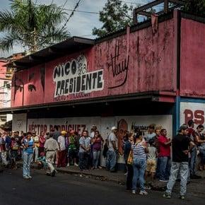 Venezuela se hunde: ¿entonces por qué Nicolás Maduro logró un segundo mandato?