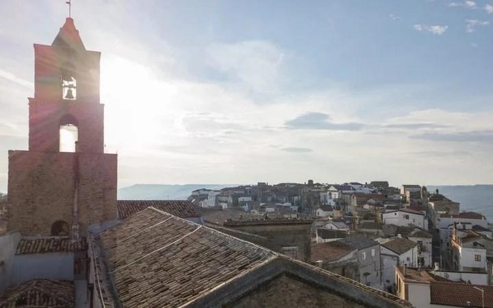 Grottole se encuentra en la provincia de Matera, capital cultural de Europa 2019 (Airbnb)