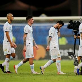 El uno por uno de Argentina: Saravia y Di María, los puntos más bajos en el debut