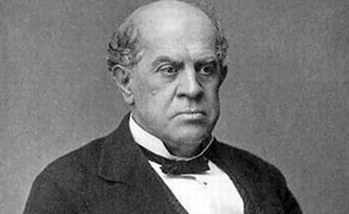Domingo Faustino Sarmiento (1811-1888)