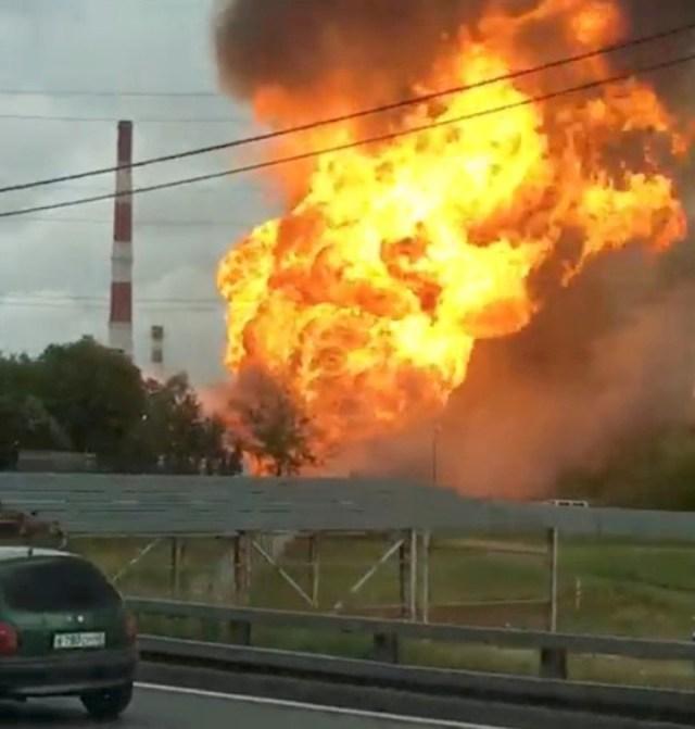 El fuego comenzó en el precalentador de alta presión, informaron las fuentes. (Reuters)