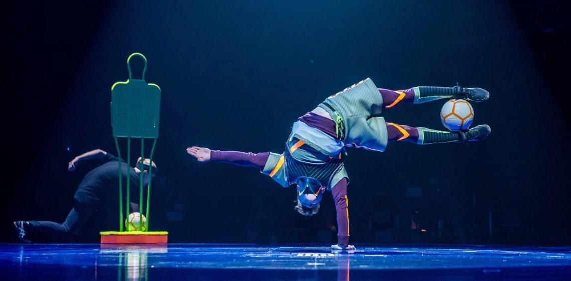 entradas show messi cirque du soleill argentina