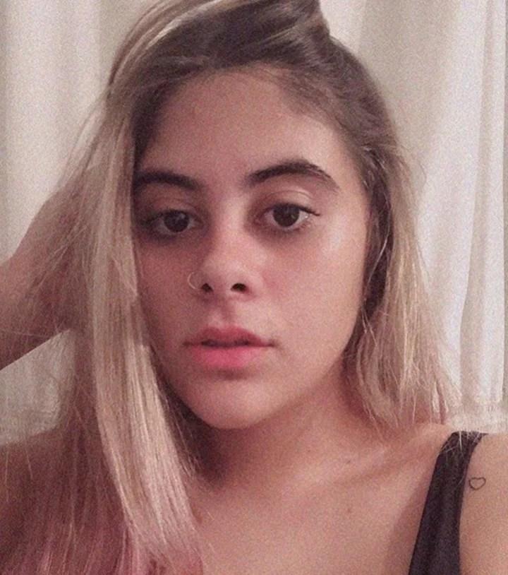 Melina Caputo, la joven sanjuanina que murió electrocutada en una playa de República Dominicana, cerca de Punta Cana.