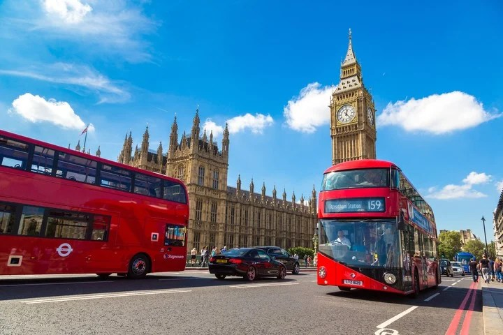 London, with a thousand and one corners to discover.  Photo Shutterstock