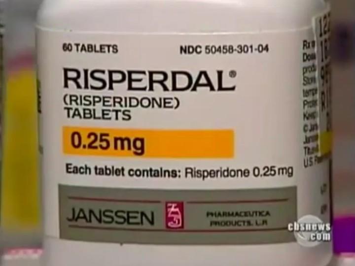 Un hombre de Maryland desarrolló senos después de que durante la niñez se le recetara Risperdal, un medicamento antipsicótico que produce la compañía.