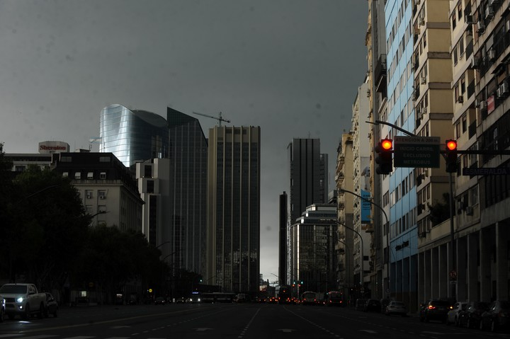 Buenos Aires emits 11,743,110 tons of carbon dioxide equivalent (CO2eq).  Photo Guillermo Rodríguez Adami