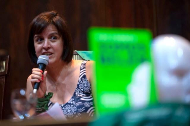 El libro que convocó a Alberto Fernández reconstruye la historia de una chica tucumana de 25 años que quedó detenida luego de ir al médico con dolores abdominales. Foto Rolando Andrade Stracuzzi.