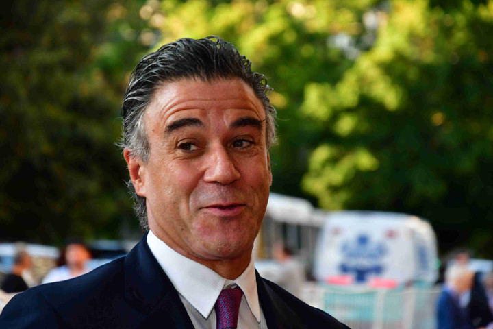 Daniel Rafecas. En el Gobierno dicen que aún es el candidato del Presidente.