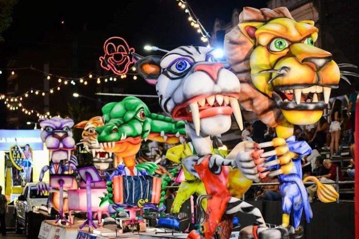 Lincoln, Capital Nacional del Carnaval Artesanal.
