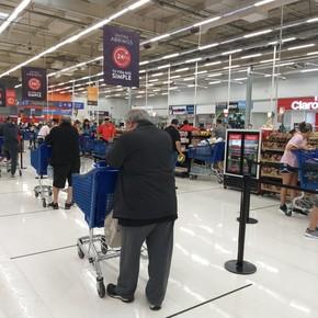 Coronavirus en Argentina: los 10 productos más vendidos por la crisis