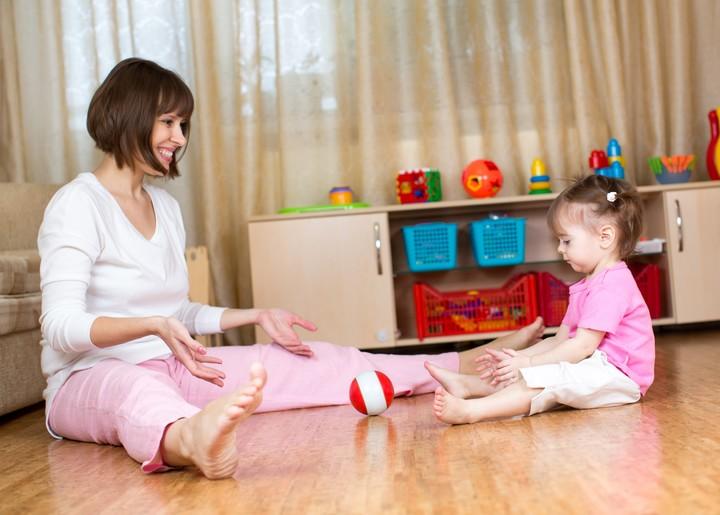 L'activité physique doit être encouragée dès les premières années de vie. Photo: Shutterstock.