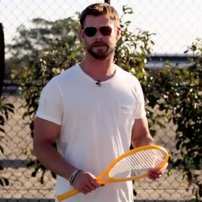 The 10 numbers of Chris Hemsworth