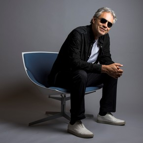 Andrea Bocelli had coronavirus and donated his plasma for research