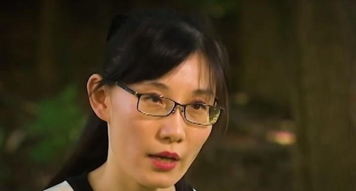 Li Meng Yang. Durante la polémica entrevista que le brindó a Fox News.