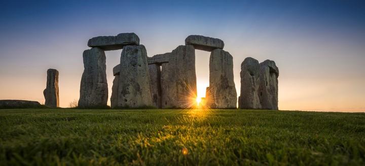 Stonehenge y su origen, fuente de otra investigación. Foto: Reuters.