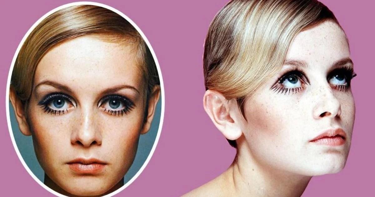 Twiggy, la primera supermodelo de la historia, reveló un secreto sobre su mítico corte de pelo de los '60 - Clarín