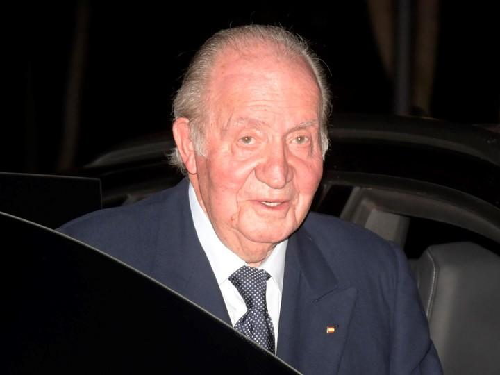 El Rey Don Juan Carlos, en una imagen de archivo. Foto: archivo Clarín