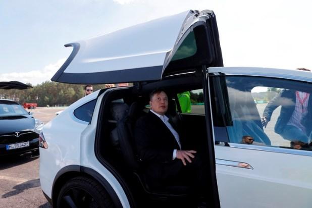 Elon Musk, el CEO de Tesla, es uno de los hombres más ricos del planeta.