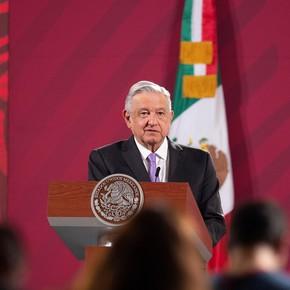AMLO: el presidente de México aseguró que su país respetará el Tratado de Aguas con Estados Unidos