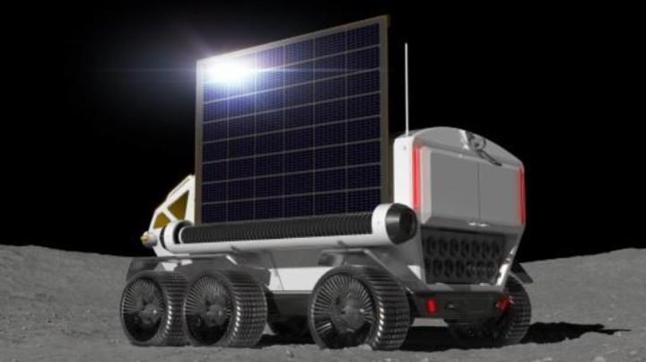 El vehículo dispondrá además de paneles solares desplegables que le permitirán recargar electricidad (Toyota).