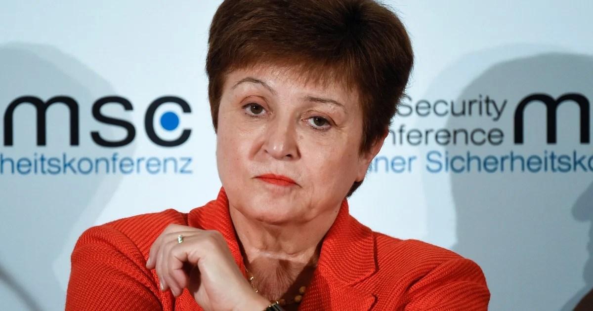 """Según la jefa del FMI, """"Argentina enfrenta desafíos dramáticos y las condiciones sociales están empeorando"""""""