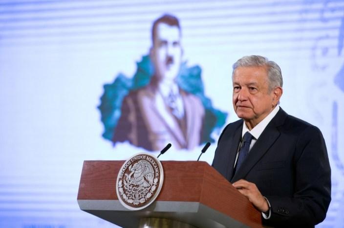 """El presidente de México, Andrés Manuel López Obrador, agradeció """"la comprensión, el entendimiento y la solidaridad"""" de su colega estadounidense Donald Trump y el secretario de Estado, Mike Pompeo. Foto Presidencia de México / EFE"""