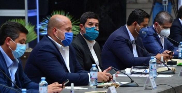 Los diez gobernadores que se oponen al Gobierno federal de México aducen que quieren ayudar a los empresarios para paliar los efectos negativos de la pandemia del coronavirus. Foto: es-mexico.com