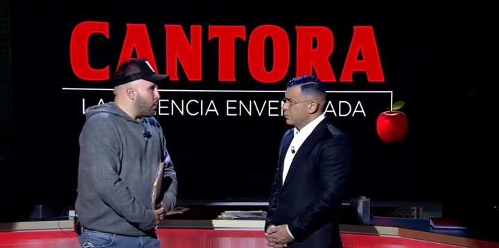 Kiko Rivera, the son of Isabel Pantoja, in the special of the Spanish TV.
