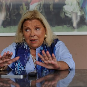 """The Civic Coalition gives """"the discussion is over"""" with Facundo Manes, but Elisa Carrió reserves the right to sue him"""