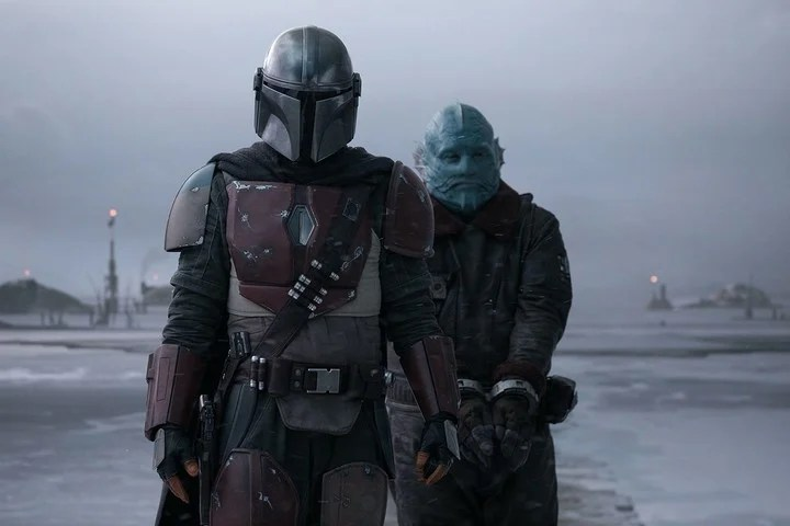 The Mandalorian, the series that captures fans (and not so fans) of Star Wars