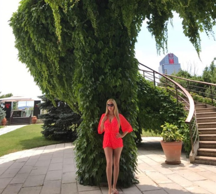 Kristina Novitskaya's friends claim that it was not a suicide.  Photo: Facebook @ christina.novitskaya