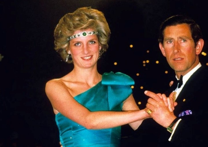 The marriage between Lady Di and Prince Charles was doomed.