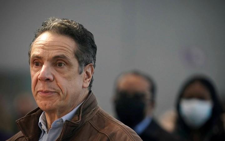 New York Governor Andrew Cuomo.  AP Photo