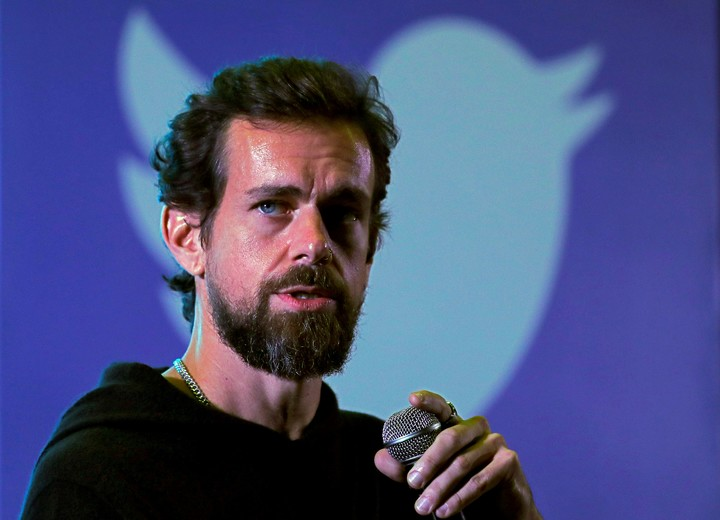The creator of Twitter participated in live conversations on other platforms