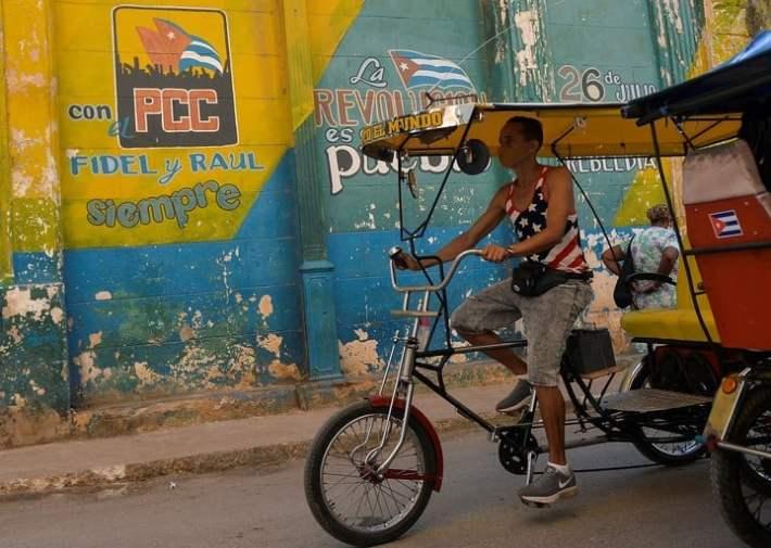 Cuba atraviesa una enorme crisis económica alimentada por las sanciones de Trump. Foto: AFP