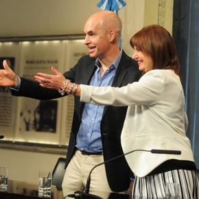 Horacio Rodríguez Larreta and Patricia Bullrich met with José Luis Espert to negotiate their admission to the internship: for now, there is rejection of Jorge Macri and the Buenos Aires table