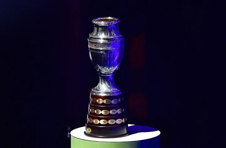 The America's Cup trophy.  AFP photo